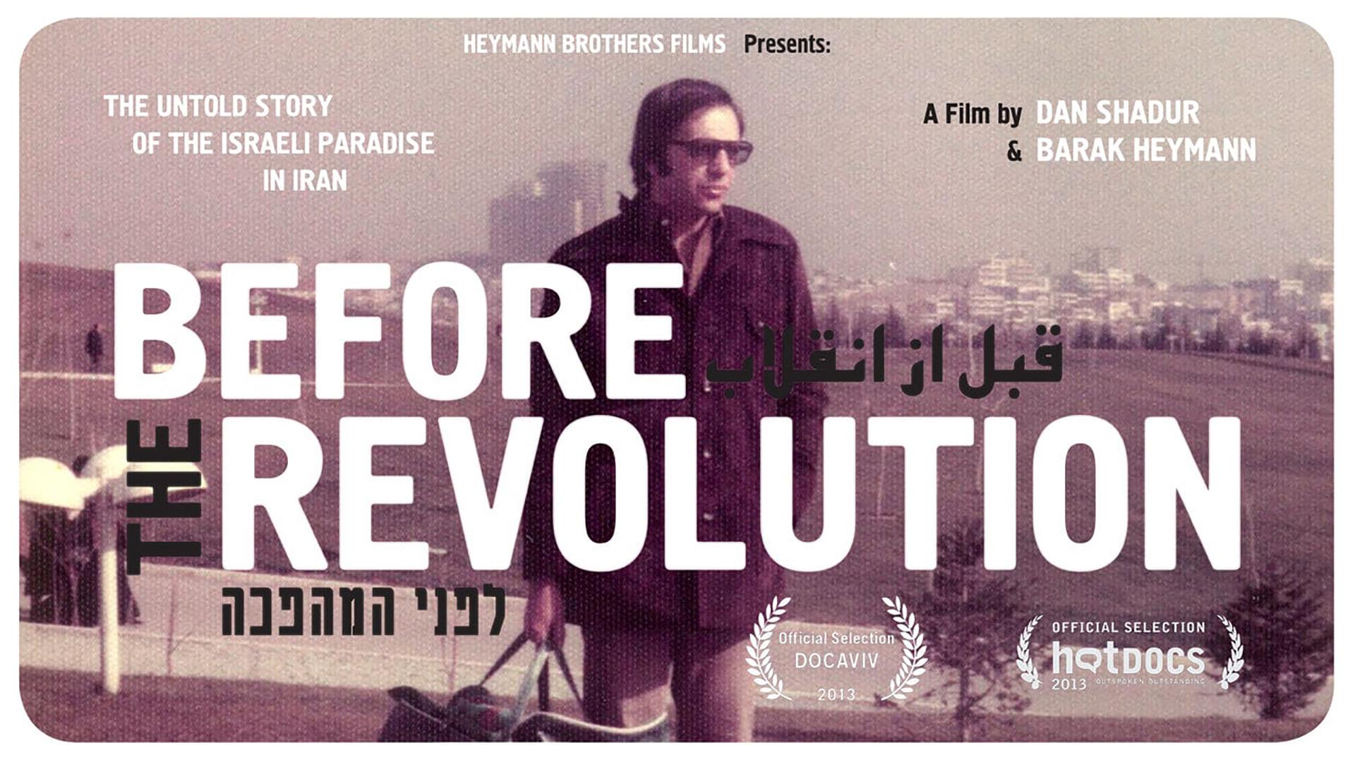 Before the Revolution (2013)