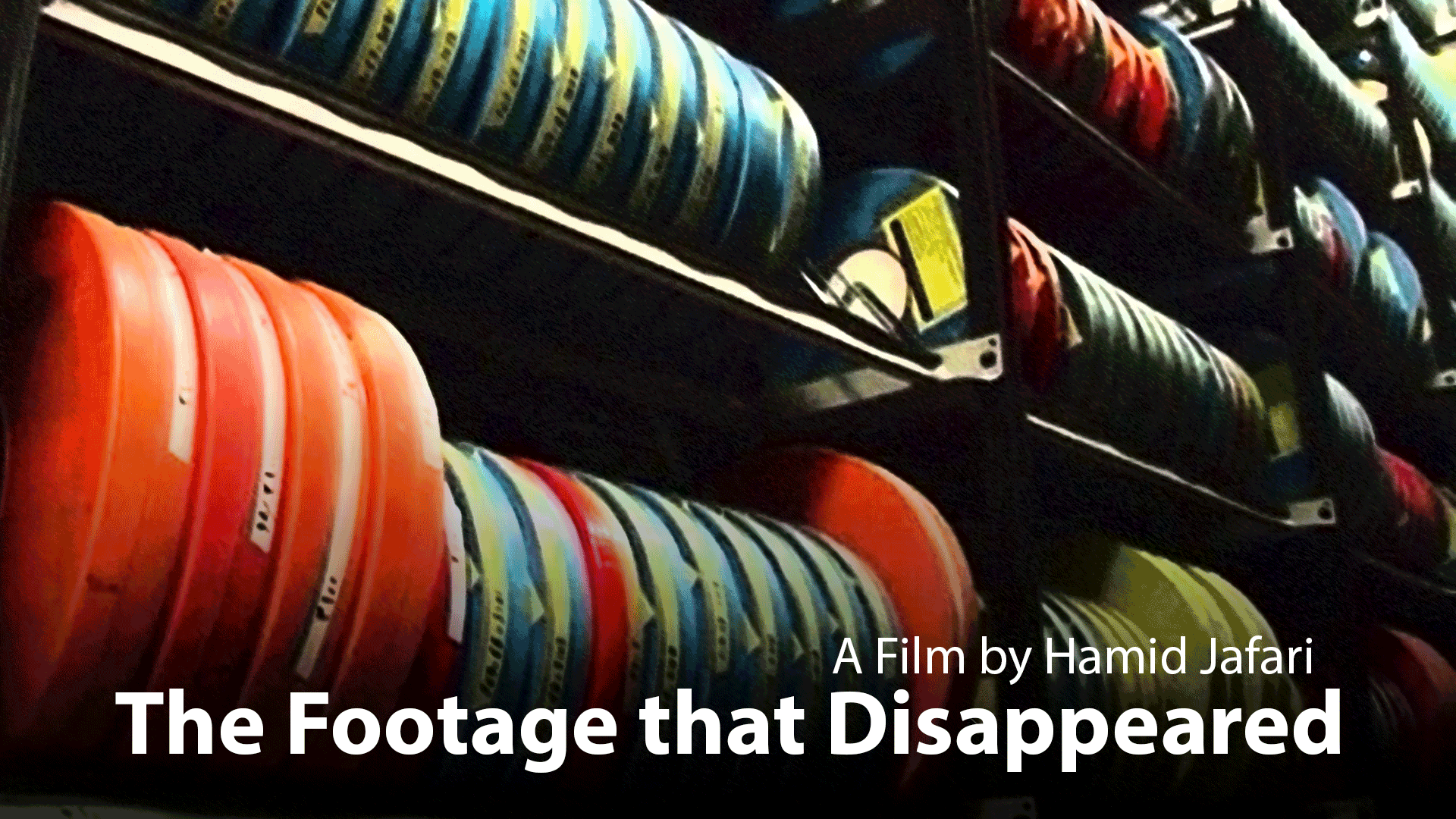 The Footage that Disappeared (2009)